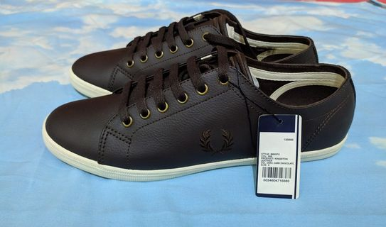c34c530510e fred perry shoes | Men's Fashion | Carousell Philippines