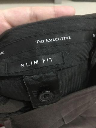 Celana kerja