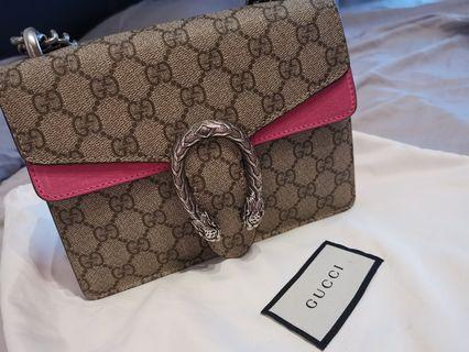 Gucci Dionysus GG Supreme mini bag