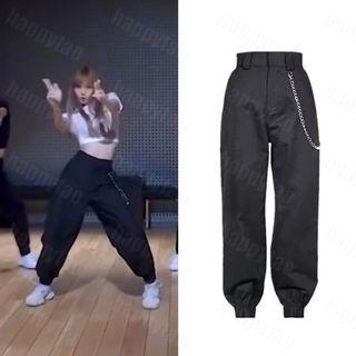 Blackpink Lisa Cargo Pants