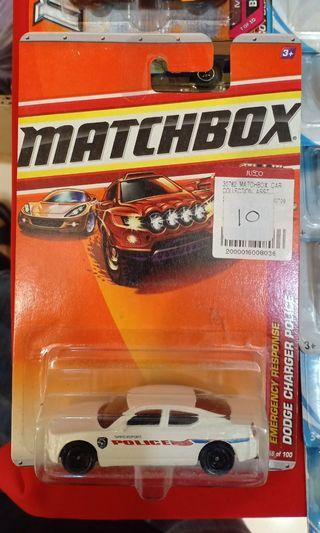Matchbox Dodge Charger Police