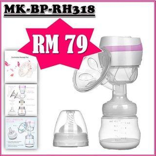 Breast Pump used once only