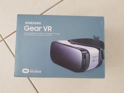 Samsung virtual gear