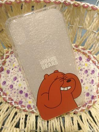 We Bare Bears XS Max Phone Case