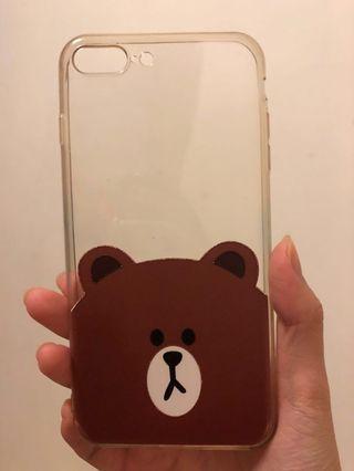 i8plus熊大手機殼
