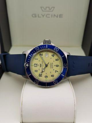 LNIB Glycine Combat Sub Yellow & blue