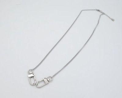 🚚 個性金屬環扣🔗項鍊
