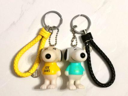 🚚 Snoopy Keychains with Short Lanyard