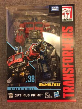 Transformer Optimus Prime SS38