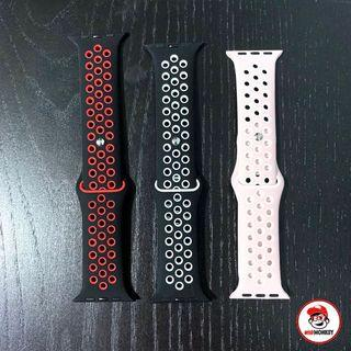 Apple Watch Silicone Strap 40mm 38mm