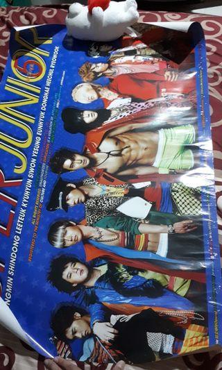 Poster Super Junior Mr Simple
