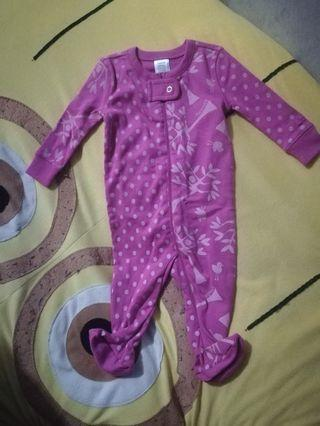 Free Overall 3-6m