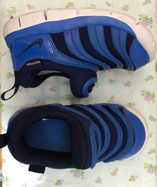 Nike 藍色小童波鞋