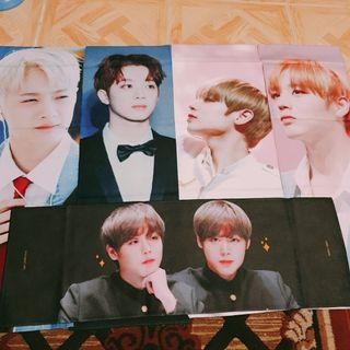 [WTS] WANNA ONE KUANLIN & JIHOON FANSITE SLOGAN