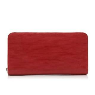 LV Zippy Wallet in EPI leather - RED