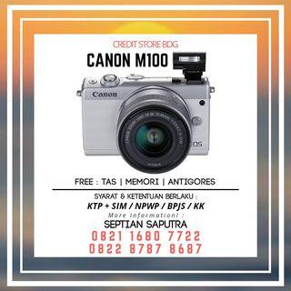 Kredit Kamera Mirorless M100