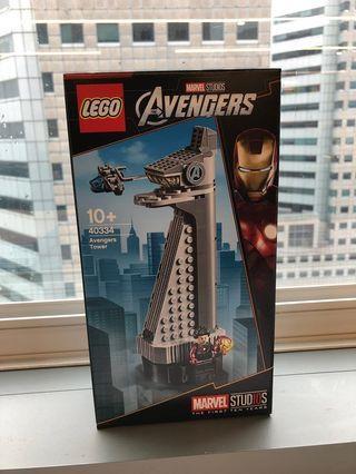 🚚 Lego 40334 Marvel Avengers Tower