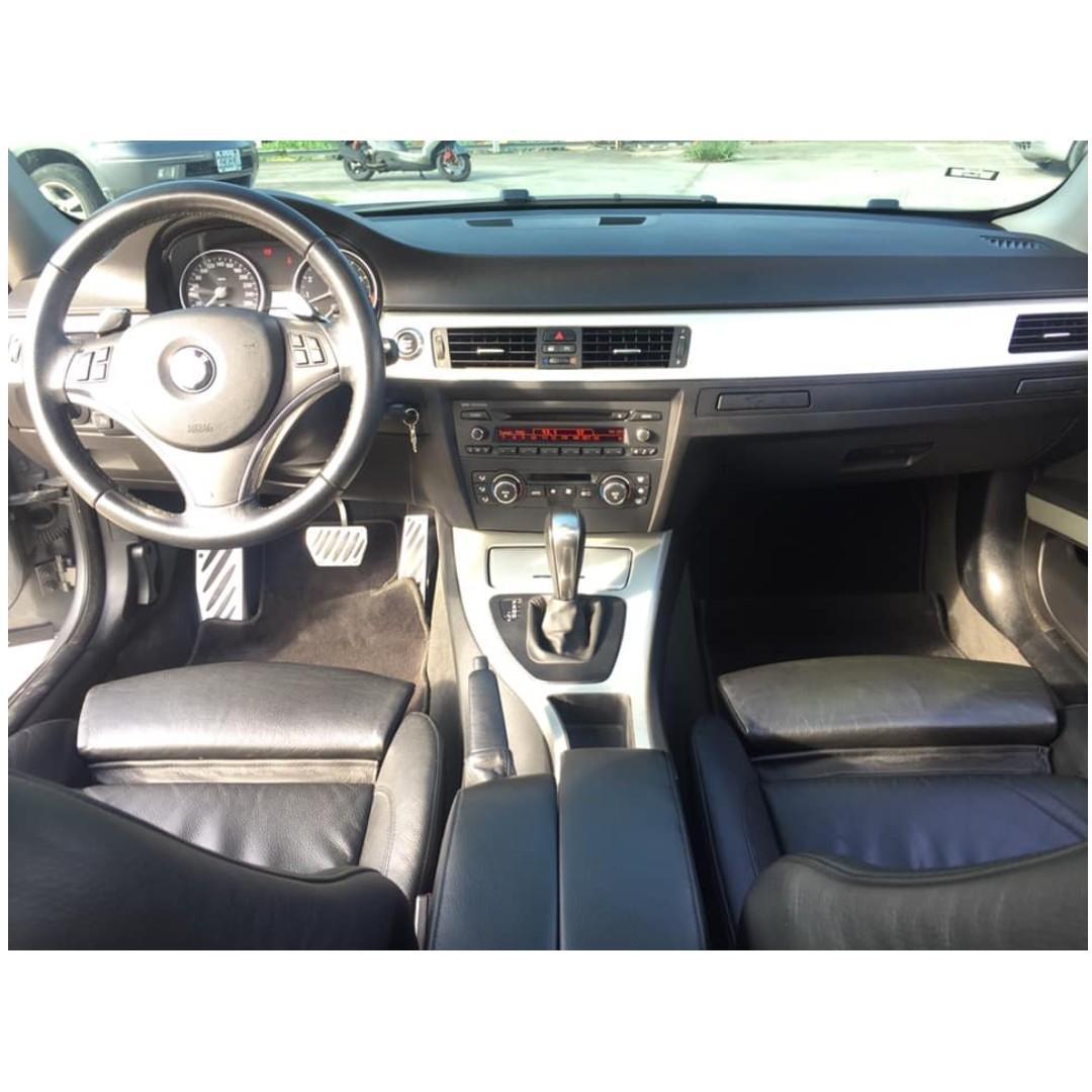 💕睿睿中古車💕2007年 BMW E92 330ci Coupe 3.0 車在桃園