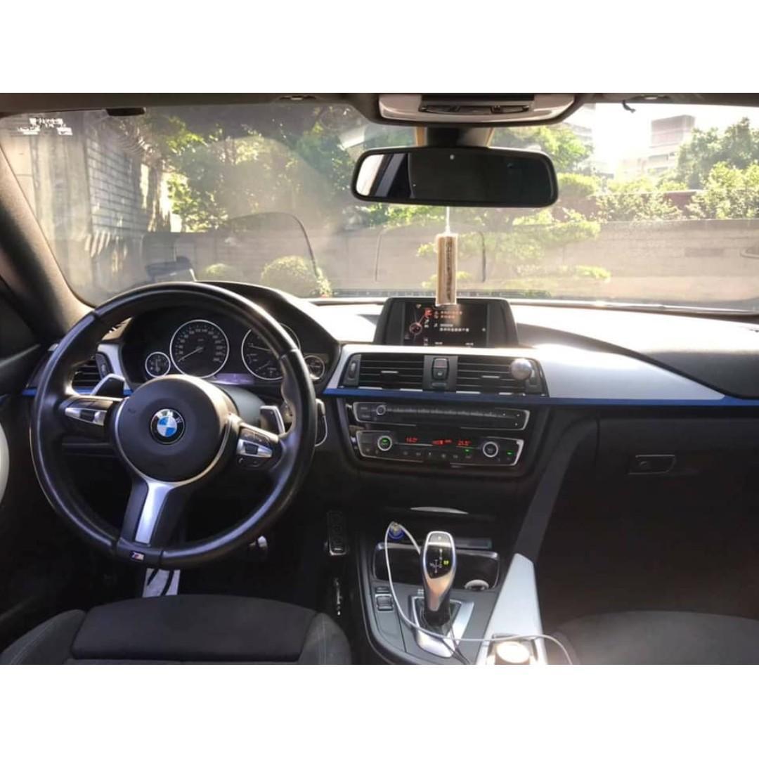 💕睿睿中古車💕2014年 BMW 420 coupe Sport Line 19吋鋁圈  車在桃園