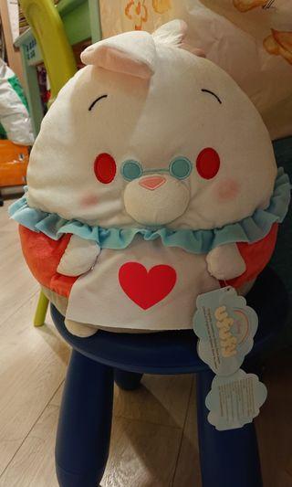 HKDL 香港迪士尼 Ufufy 白兔先生公仔