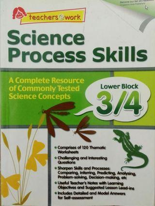 🚚 Lower Block - SAP Science Process Skills