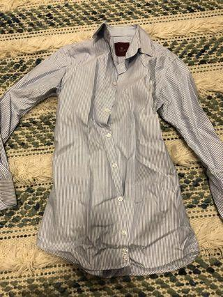 Benjamin Barker tailored shirt