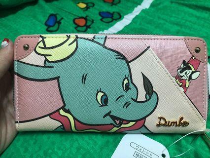 🚚 迪士尼小飛象皮夾