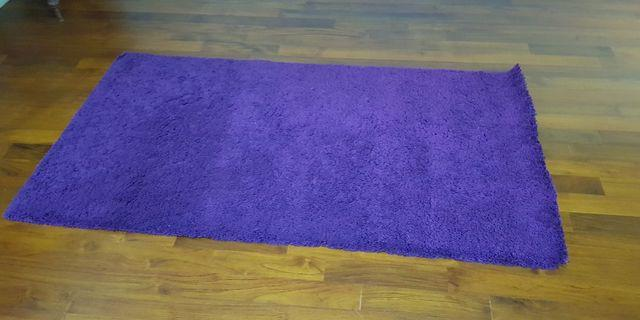 🚚 Carpet - Purple 150 x 80mm