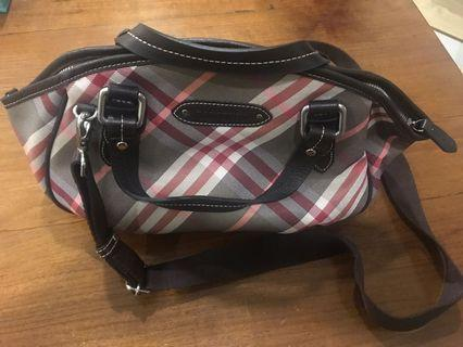 f670c0a3f7a1 Burberry Blue Label collection sling bag