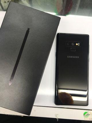 SAMSUNG GALAXY NOTE 9 128GB ( Preowned)