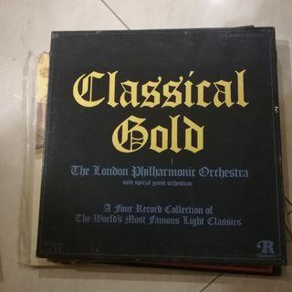London Philharmonic Orchestra Vinyl - The Classical Gold