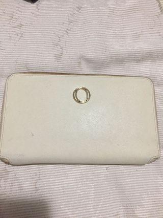 Oroton travel wallet