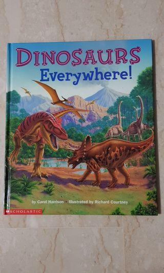 Dinosaurs Everywhere