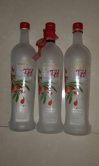 Empty ningxia bottle for sale