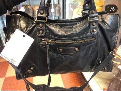 Authentic Balenciaga classic city Bag