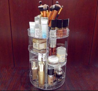 Acrylic Makeup Organizer Rotate