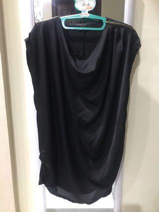 Dress hamil black