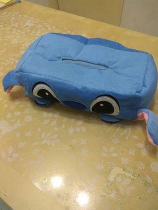 Stitch Box Tissue Cover 史迪仔紙巾盒套