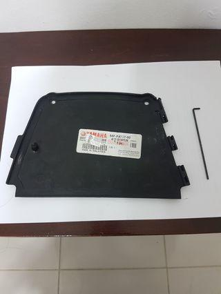 Rxz lid and hinge pin