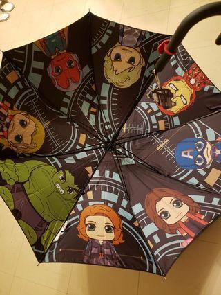 Marvel 超型雨傘 遮,已絕版