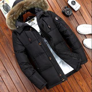 🚚 Duck feather down jacket