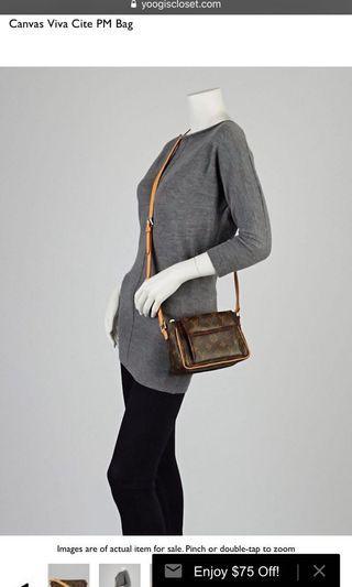 Louis Vuitton Viva Cite PM Bag