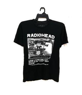 Vintage Radiohead Band
