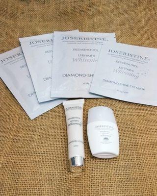 Joseristine Resveratrol Ultimate Whitening 白藜蘆醇極致美白晶鑽 套裝