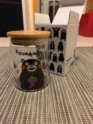 熊本熊 Kumamon 玻璃杯