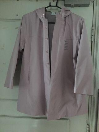 女裝粉紫色外套
