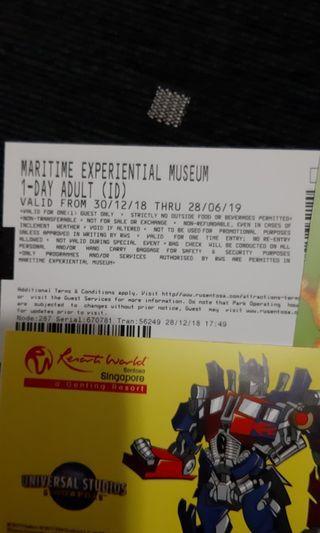 Maritime experience museum rws