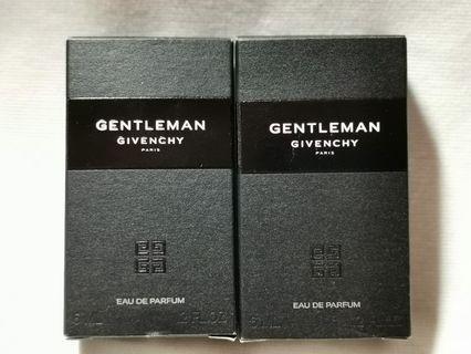 BN Givenchy Gentleman Parfum 6ml*2