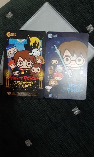 Brand New Ezlink Ez link mrt card Harry Potter