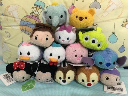 Disney Tsum Tsum 公仔